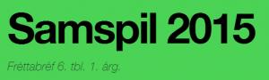 Fréttabréf Samspil 2015 janúarmánuður